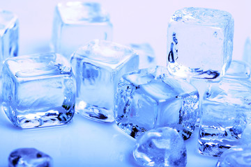 Frozen Cubes