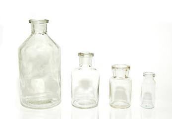 Bottles on growth