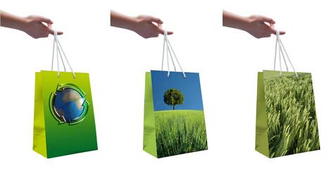 sac recyclage