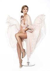 woman beauty fashion