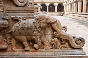 India - Brihadeeswarar Temple
