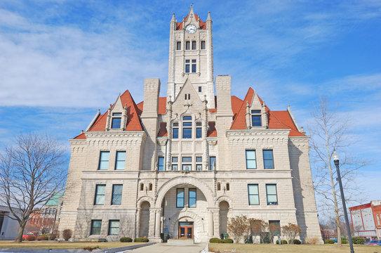 classic cityhall building