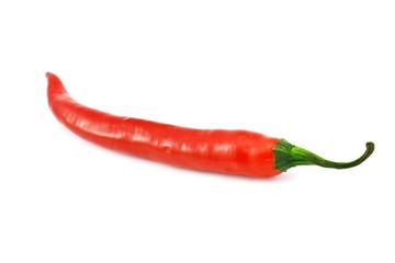 Fotobehang Hot chili peppers pepper