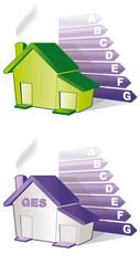 diagostic d'emission de gaz a effet de serre - GES