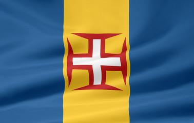 Flagge von Madeira