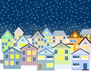 Winter Nacht