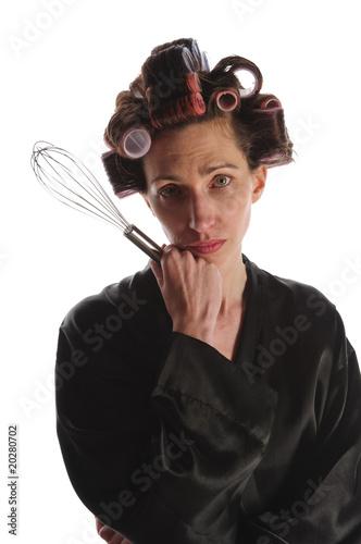Gelangweilt Hausfrau Bilder