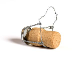Champagne cork.