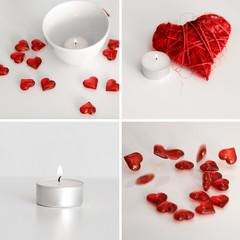 Valentinstag  - Herz