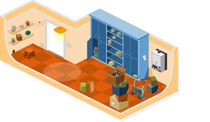 Cellar furniture