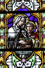 Sainte Frances de Rome