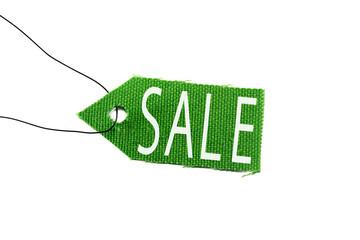 green tag sale