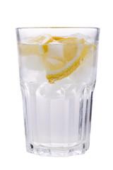 Mineralwasser freigestellt