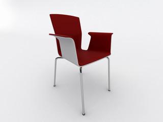 Modern office armchair