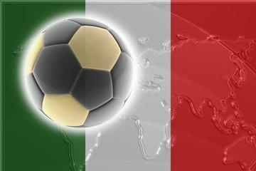 Flag of Italy soccer