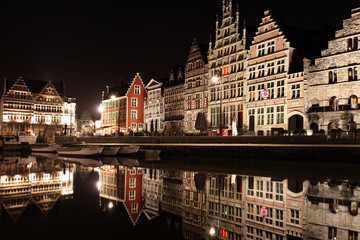 Gent @ night