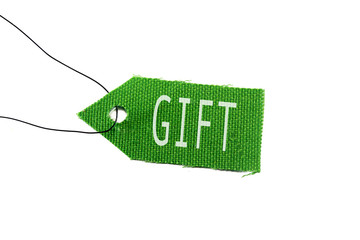 green tag gift