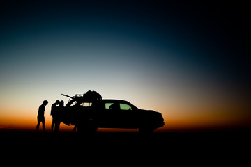 Travel at Last Light