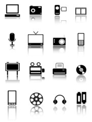 technology web icons