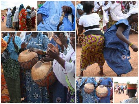 fête au Burkina