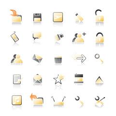 Beige Icons