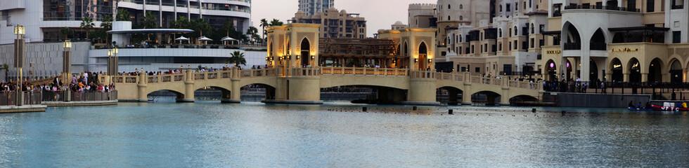 Souk Al Bahar Bridge