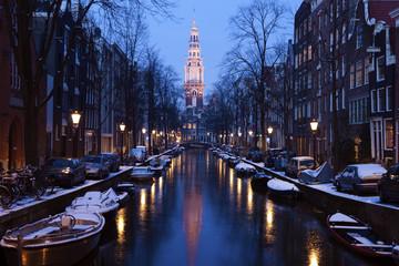 Fotobehang Amsterdam Cool Amsterdam