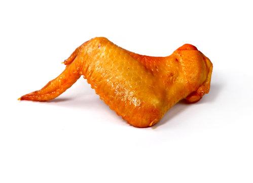Smoked chicken wing