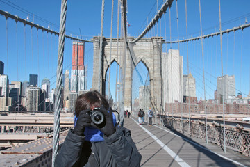 foto sul ponte