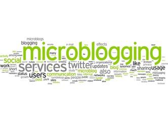 Microblogging / Microblog