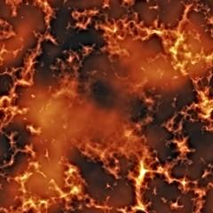 Fiery explosion seamless texture
