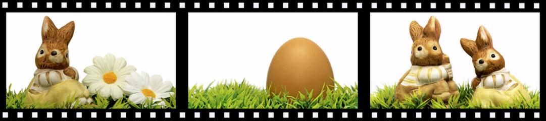 Ostern Filmstreifen