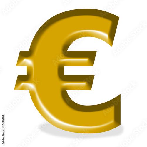 logo euro dor photo libre de droits sur la banque d 39 images image 20450595. Black Bedroom Furniture Sets. Home Design Ideas