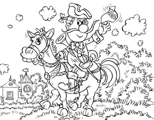 Horseman (fairy-tale character)