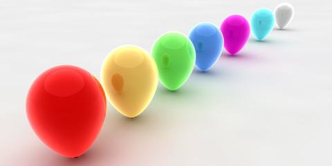 palloncini - balloons