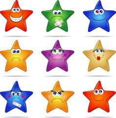 Collezione di stelle