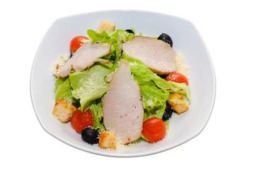 Chicken meat salad