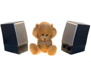 Teddy-bear and dynamics