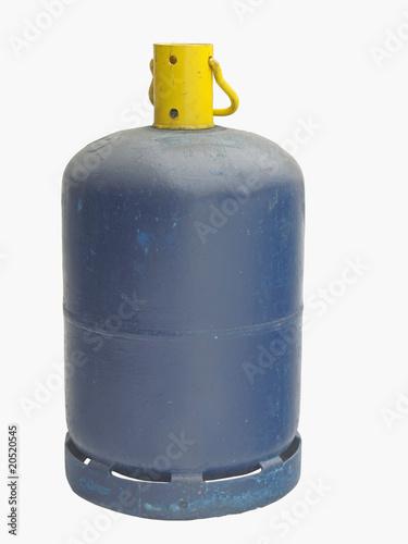 Bouteille de gaz photo libre de droits sur la banque d - Tarif bouteille de gaz ...