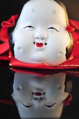 Japanese mask