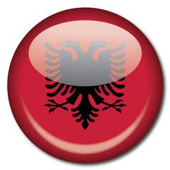 Chapa bandera Albania