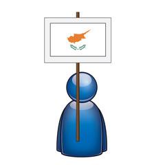 Pancarta Chipre
