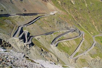 Stilfser Joch - Stelvio Pass 36