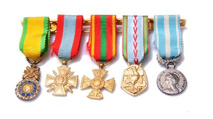 Médailles militaires