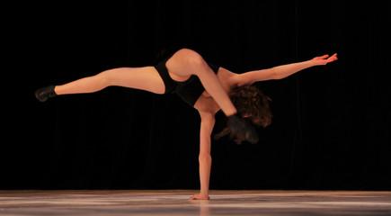 mouvement de danse