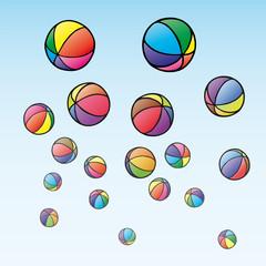 palloni in aria