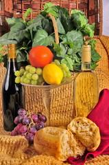 Wine & Buffet