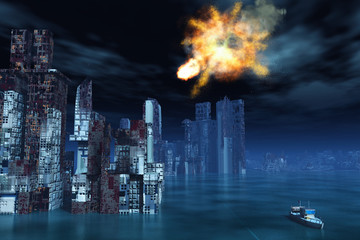 Armagedon in New York