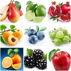 """collection of images on the theme of """"fruits"""""""