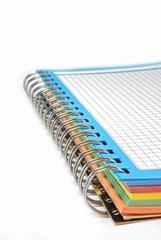 Spiral sketchbook